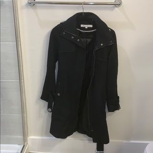 Kenneth Cole Black Coat